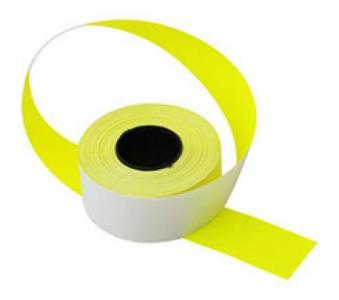 Этикет-лента 26х16х1000 прямоугольная, цветная