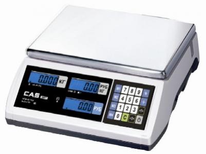Торговые весы CAS ER-Junior