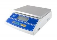 Фасовочные настольные весы M-ER 326 AFL LCD CUBE