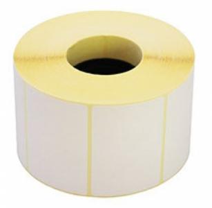 Термо-этикетка 58 x 60 мм