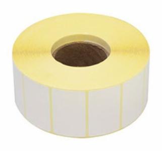 Термо-этикетка 43 х 25 мм