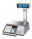 Торговые весы CAS CL3000_с_печатью
