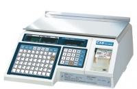 Торговые весы CAS LP(1.6)_с_печатью